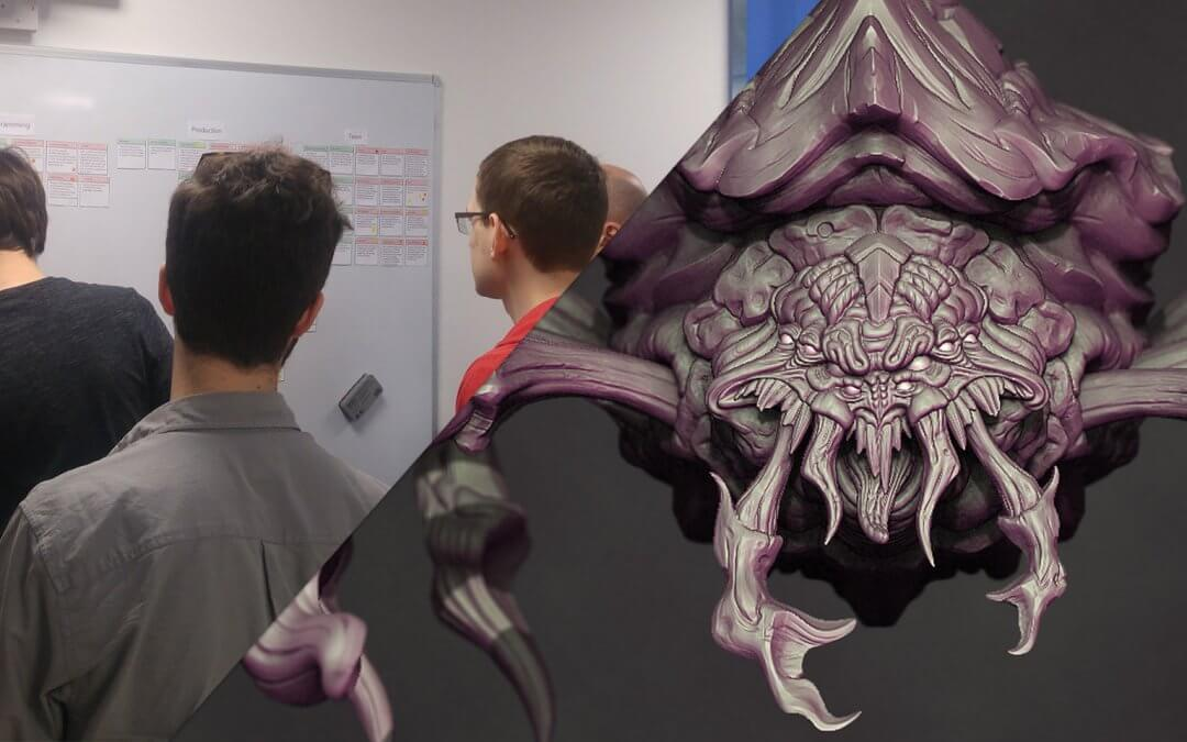 Dev Talks: Level up with a Post-Mortem & Discovering the 3D Artist Within